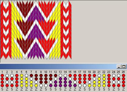схемы для ткачества на