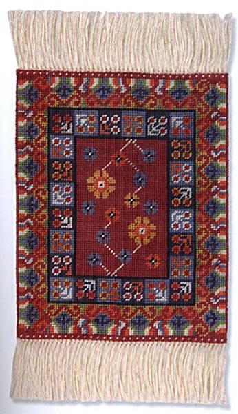 Схема узоры для ковров