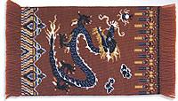 Настенный ковер с драконом