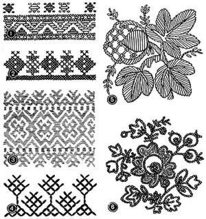 Схема владимирский шов