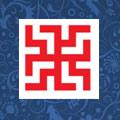 Значение ведических символов в русском узоре. Зайчик